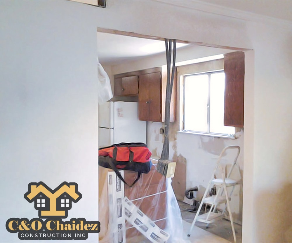 home remodeling services by handyman