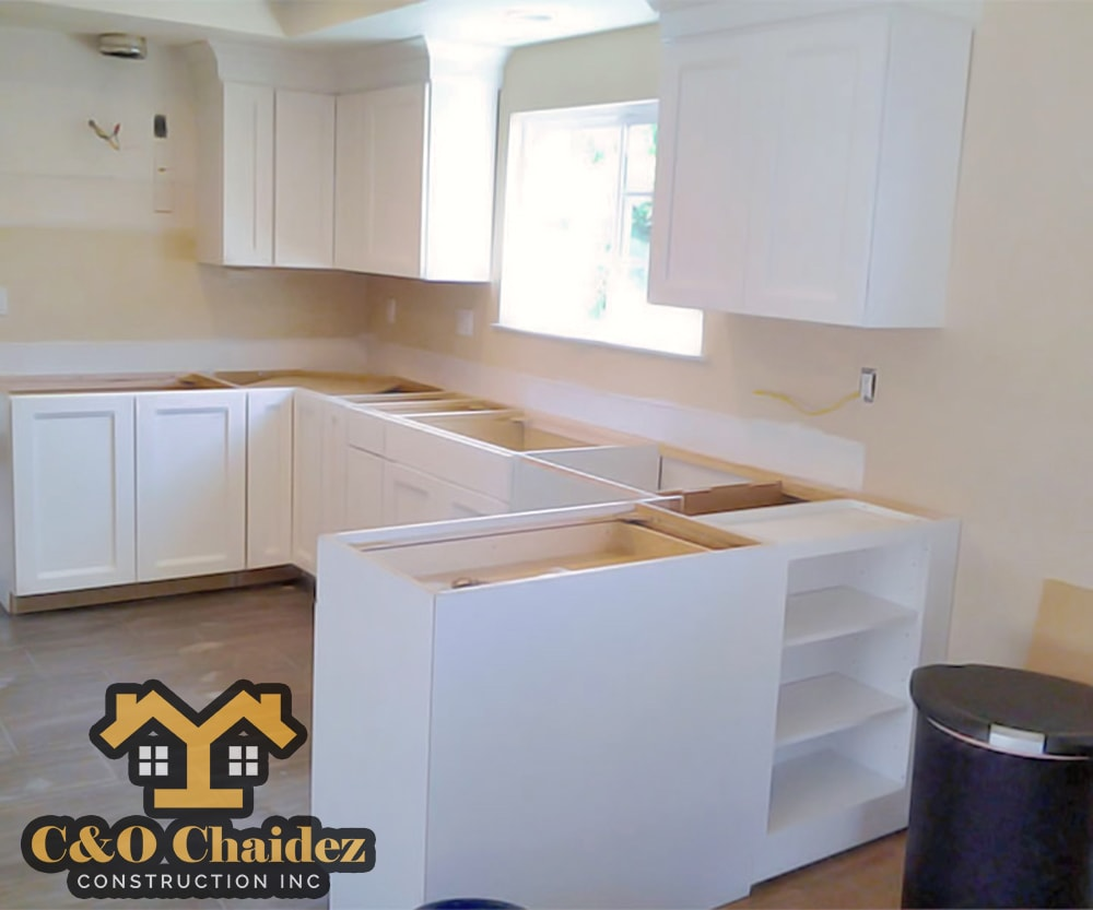 kitchen remodeling services by general contractor in thousand oaks california